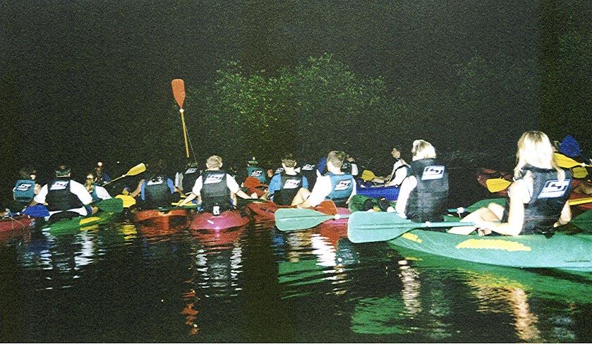 Kayak B-B