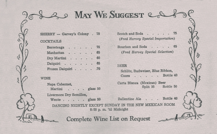 fred harvey menu (1)
