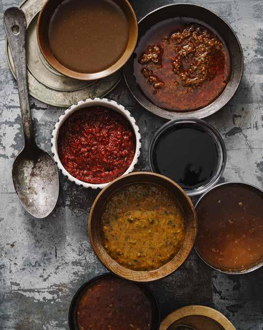 Seven Sauces_title page
