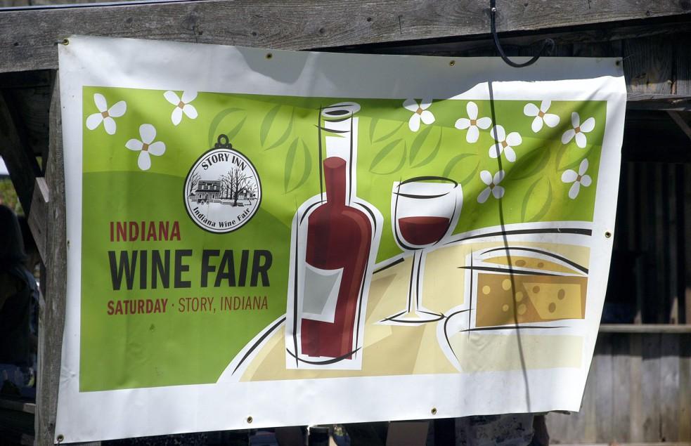 Story Inn Wine Fair Kendal Miller4