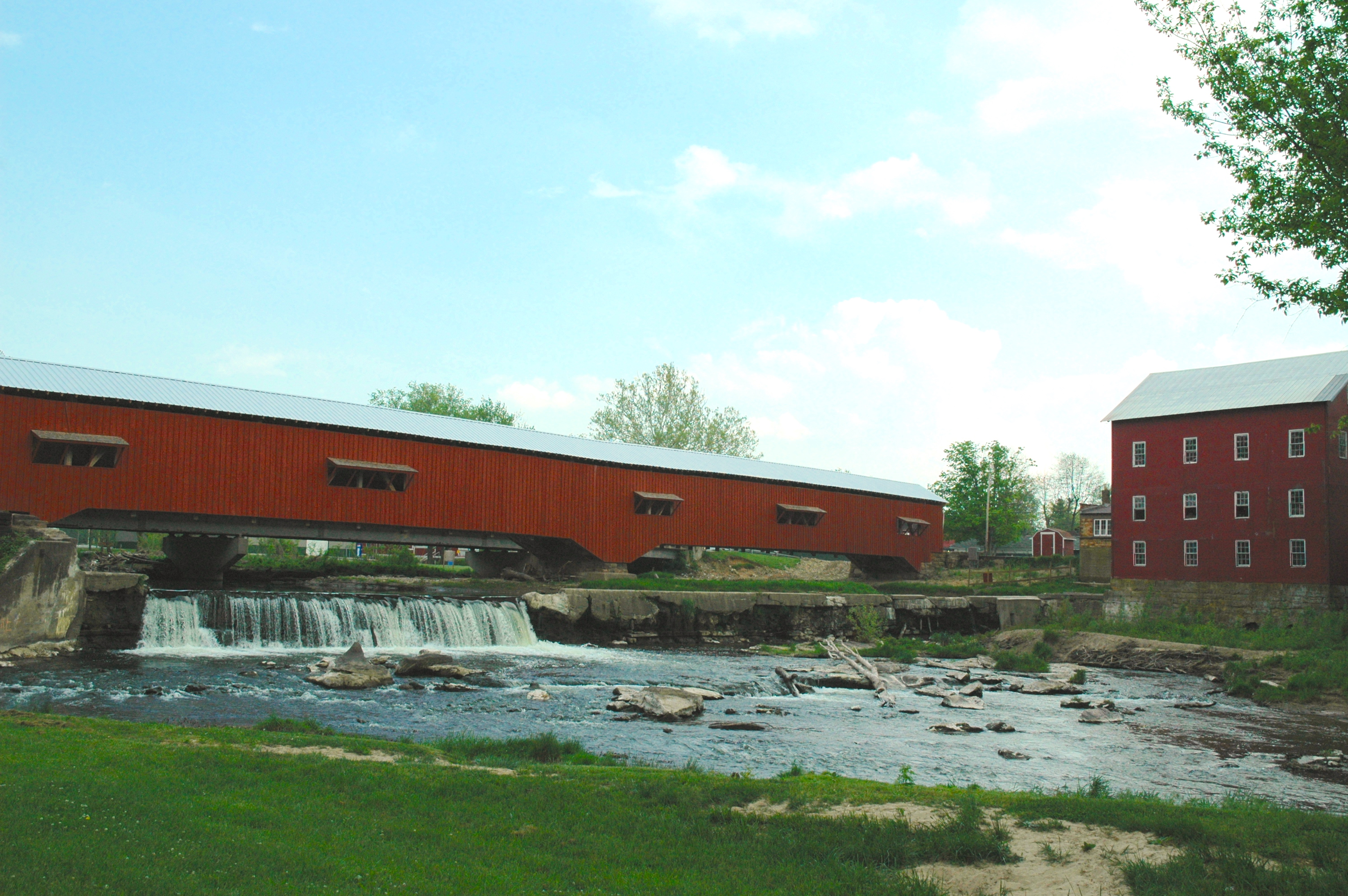 Bridgeton Mill: Grinding Away for Almost Two Centuries