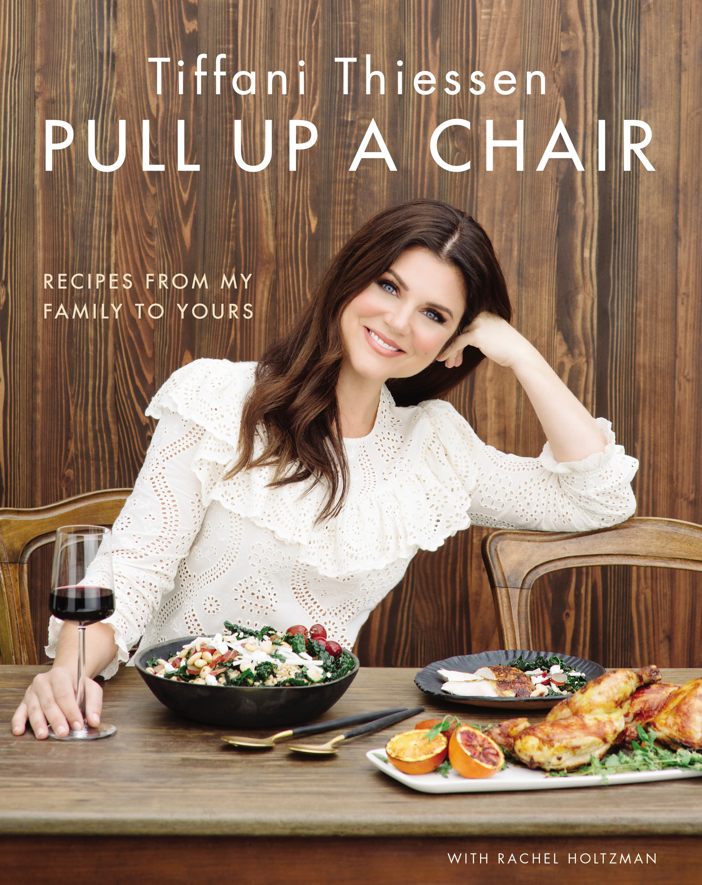 Tiffani Thiessen Pull Up a Chair