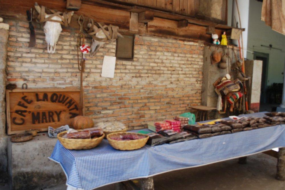 San Sebastian Cafe La Quinta Mary