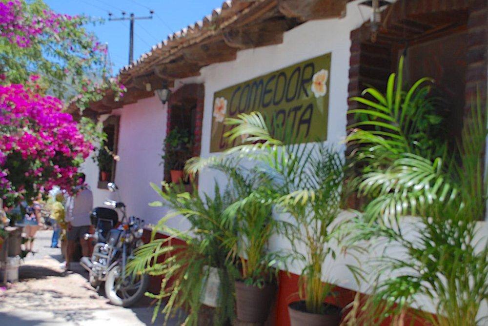 San Sebastian Comedor Lupita exterior