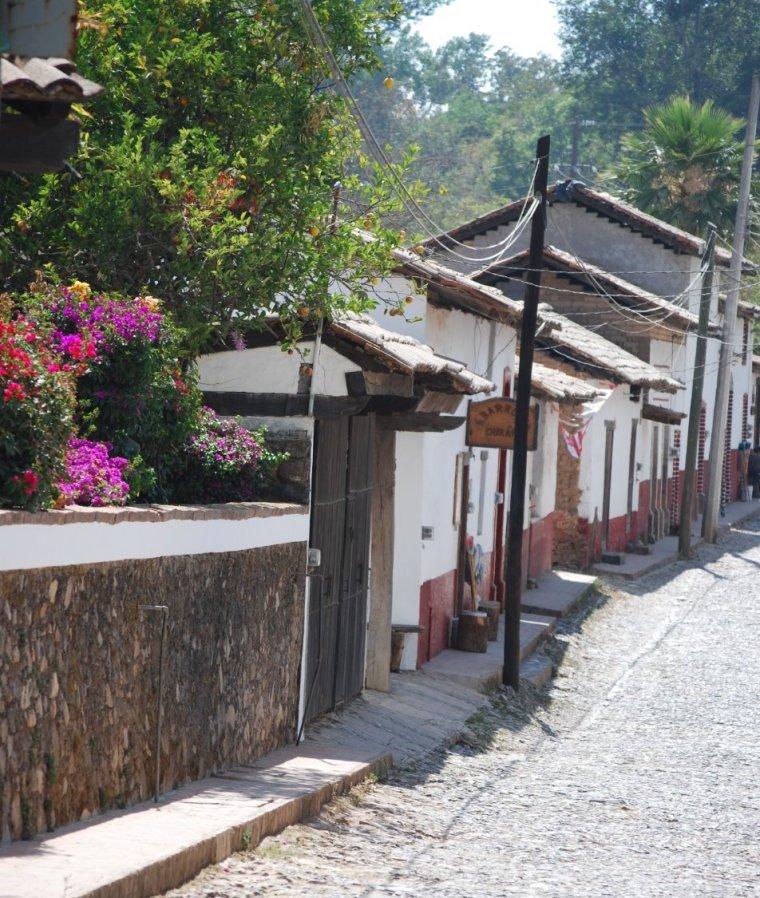 San Sebastian street