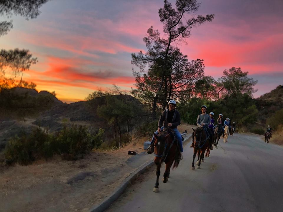Sunset Ranch: On the Trail High in the Hollywood Hills