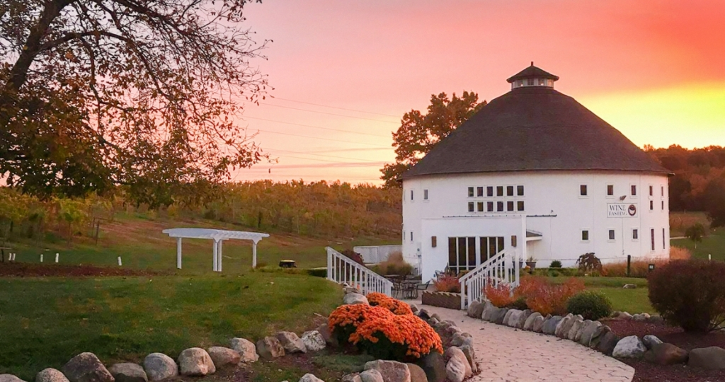 Round Barn Artisan Market on July 20--music, food, wine, beer and spirits and local artisan vendors displaying their wares.