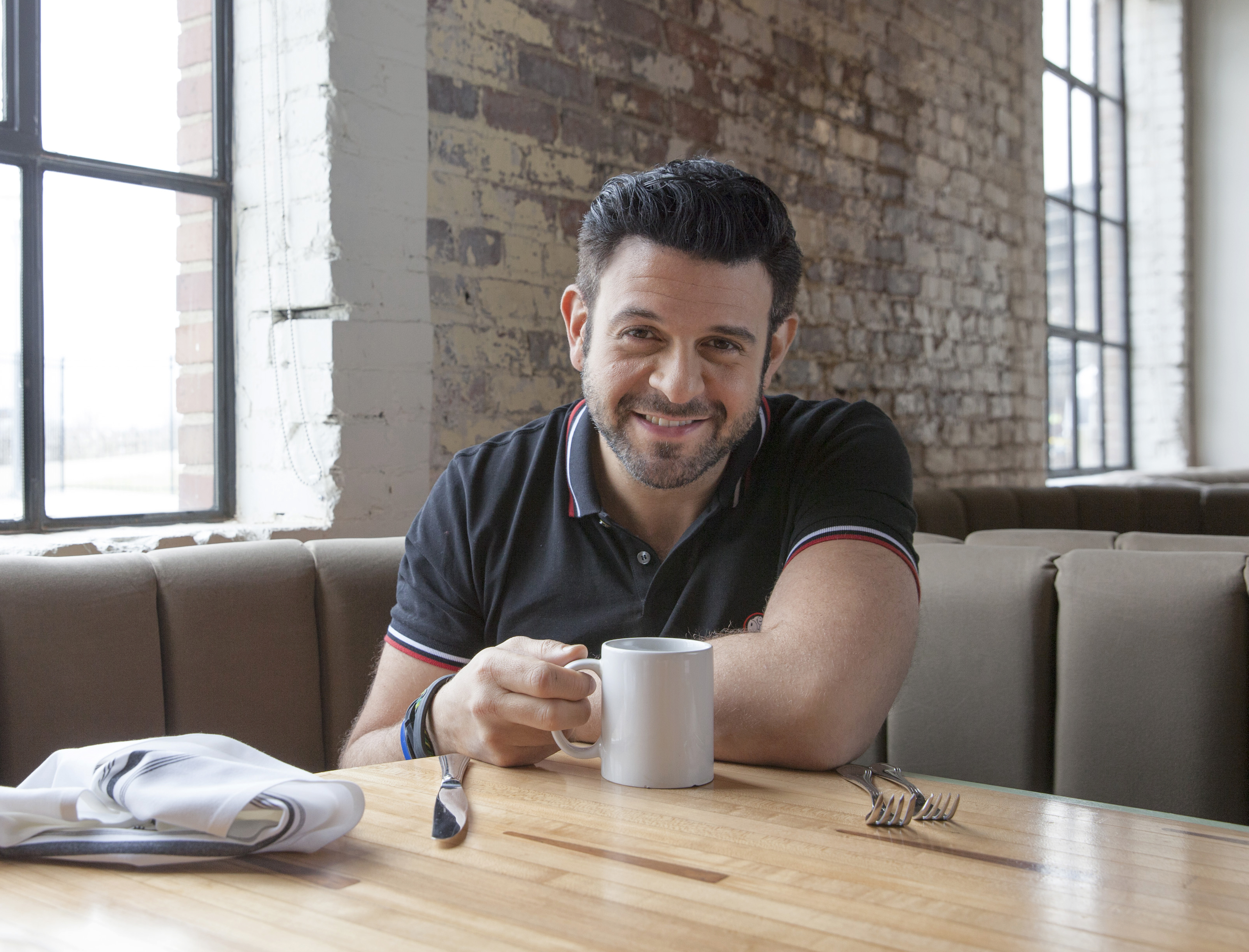 Matchday Menu: Adam Richman's New Show
