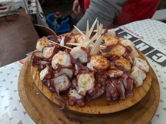 Spain pulpo