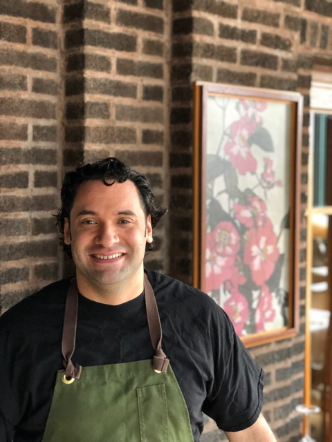 Tim Vidrio is New Executive Chef at Chicago's  Michelin-starred North Pond restaurant