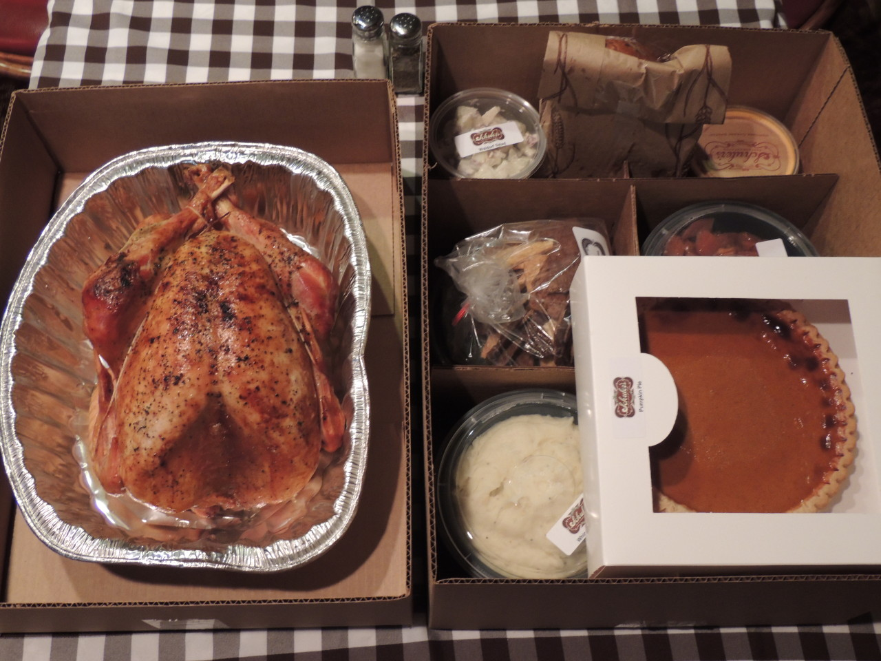 Schuler's Continues a 100 Year Thanksgiving Tradition