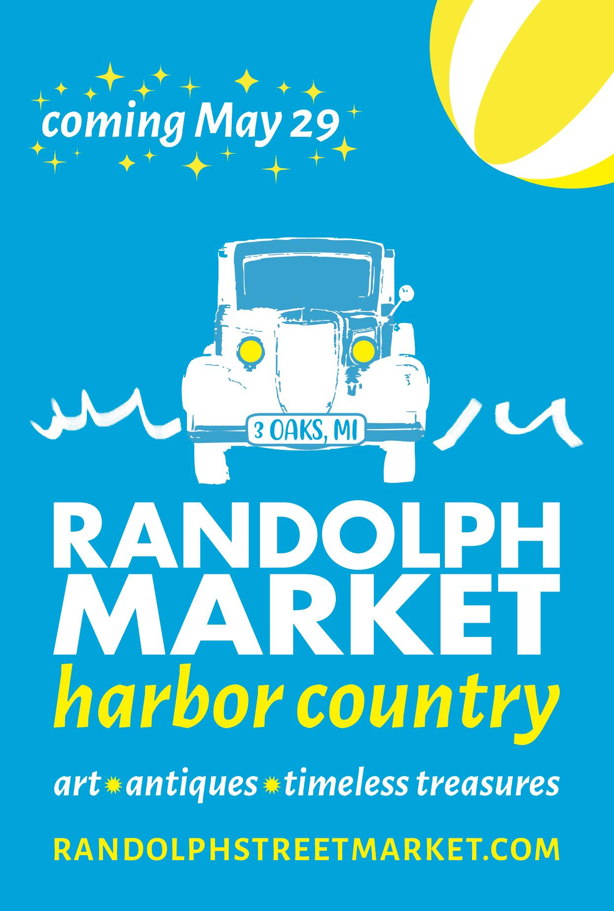 Experience Randolph Market Sustainable Vintage Luxury in Charming Three Oaks, Michigan