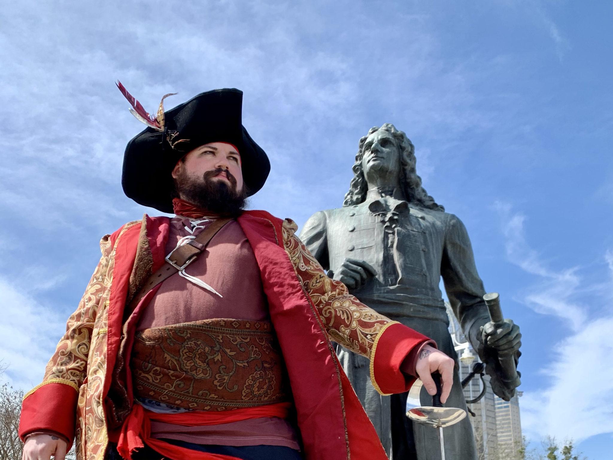 Ahoy Maties: September 19 is International Talk Like a Pirate Day