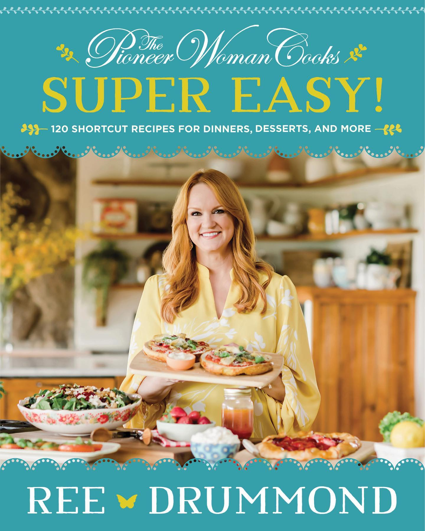 Ree Drummond Shows How The Pioneer Woman Cooks–Super Easy!
