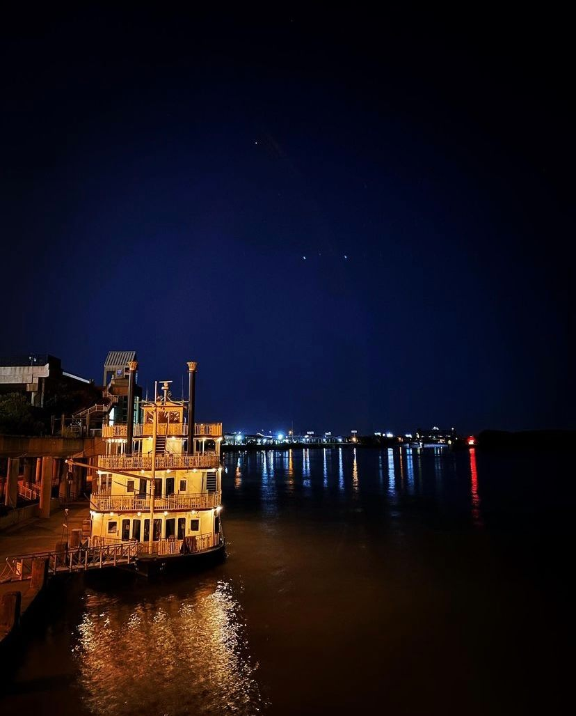 Board the Belle of Louisville for a Halloween Cruise on the Ohio River